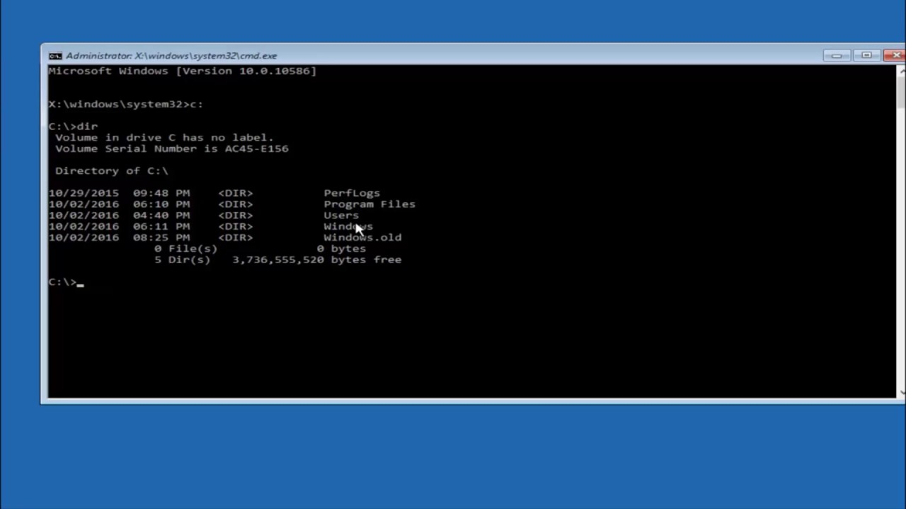 FIX Bad_System_Config_Info Blue Screen Windows 7/8/10 [Tutorial] - YouTube