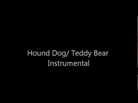 Hound Dog/ Teddy Bear Instrumental from All Shook Up