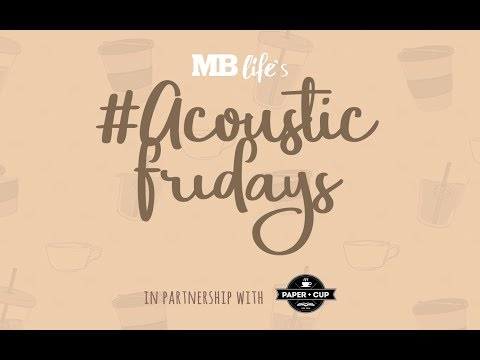 LIVE: #AcousticFridays ft. Youtube Artists Rappl, Rie Aliasas, The Three of Us and Andre Thad Raña