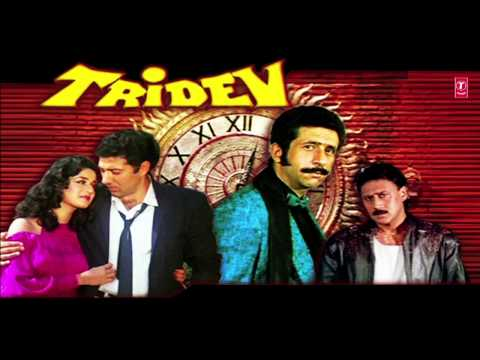 Raat Bhar Jaam Se Full Song (Audio)   Tridev   Sunny Deol, Sonam
