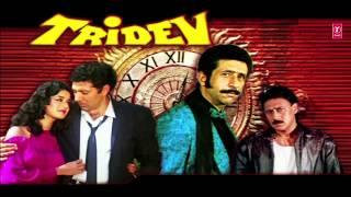 Raat Bhar Jaam Se Full Song (Audio) | Tridev | Sunny Deol, Sonam