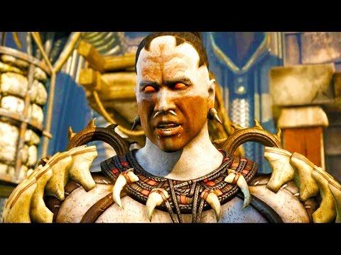 Mortal Kombat X - Kotal Kahn Be Mine! Fatality on all Characters 4K 60FPS Gameplay Fatalities