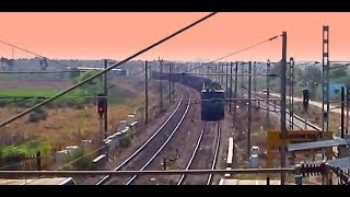 Amazingly Curving Bangalore ICE Thunders Through Manavur Meets ANGUL WAG7