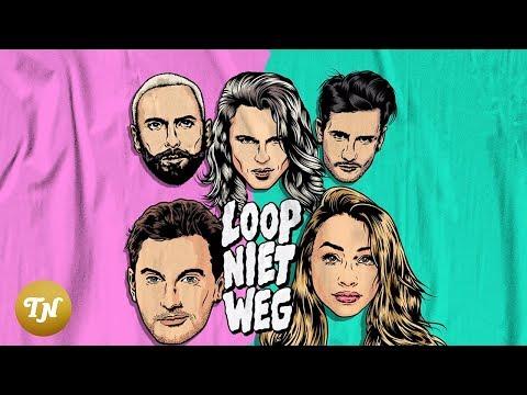 Kris Kross Amsterdam - Loop Niet Weg Ft. Tino Martin & Emma Heesters