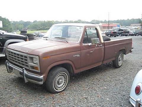 1981 Ford F150 >> 1981 Ford F100 Custom Start Up Engine And In Depth Tour
