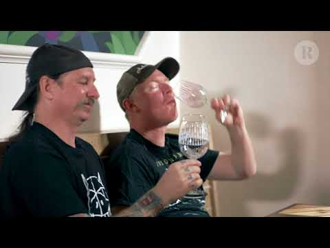 Trappist Beer Pairing 11: Dave Witte, Richard Christy Drink Eagle Rock Brewery Amwolf Pilsner