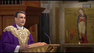 The Sunday Mass – 1st Sunday of Lent – February 21, 2021 CC