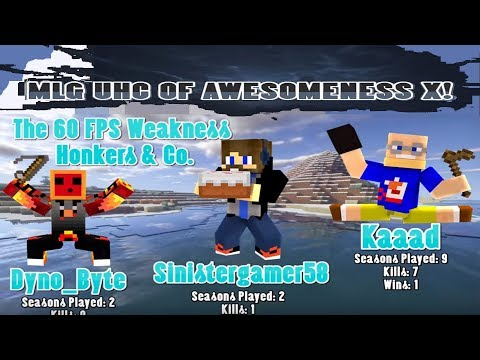 Colored People  (UHC of Awesomeness S10 E10)