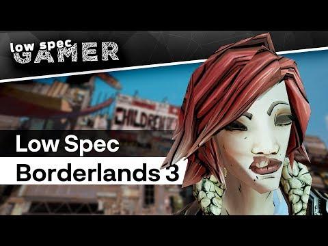 Borderlands 3 on
