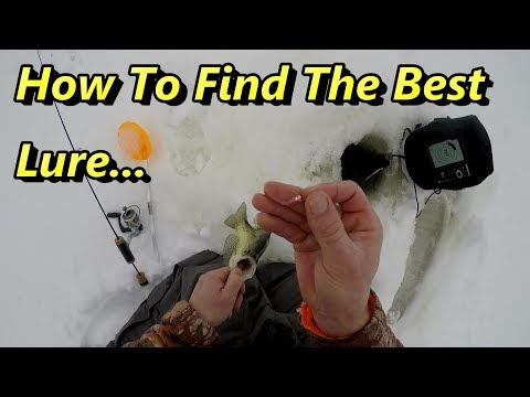 This Is How You Find The Best Crappie Lure…