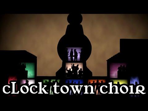 Majora - Demo #7: Clock Town Choir & Kafei's Recitative