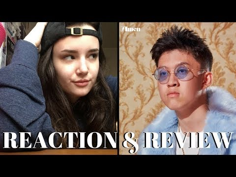 "Rich Brian - ""Amen"" 