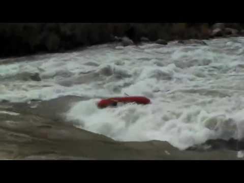 Lava Falls Carnage Compilation