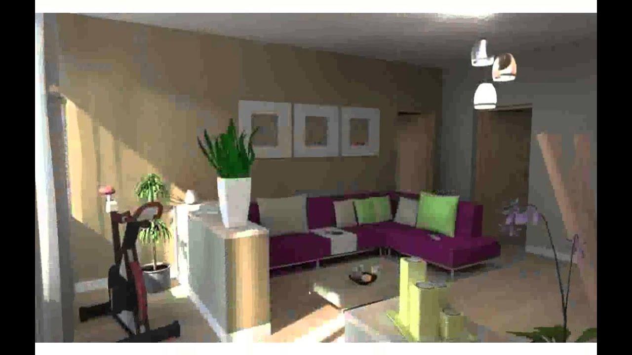 arredare cucina soggiorno ambiente unico foto - youtube - Ambiente Unico Cucina Soggiorno Casa