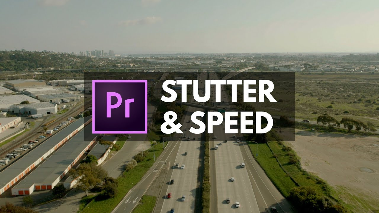 5 SPEED, STUTTER, & REVERSE Video Intro Effects in Premiere Pro