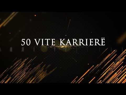 PROMO: 50 VJET KARRIERË: Koncert madhështor për Sabri Fejzullahun - Klan Kosova