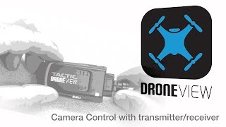 Tactic DroneView FPV Wi-Fi Mini Camera Video