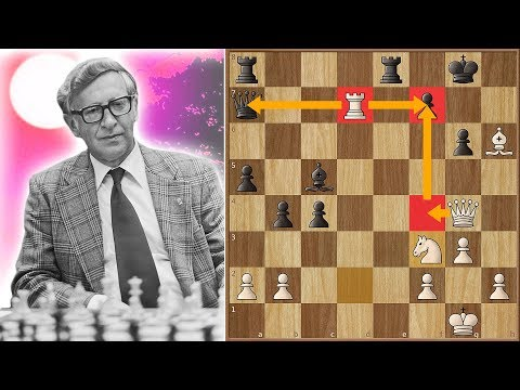 Just a Boring Game Between Petrosian and Smyslov... Or is it? (1080p)