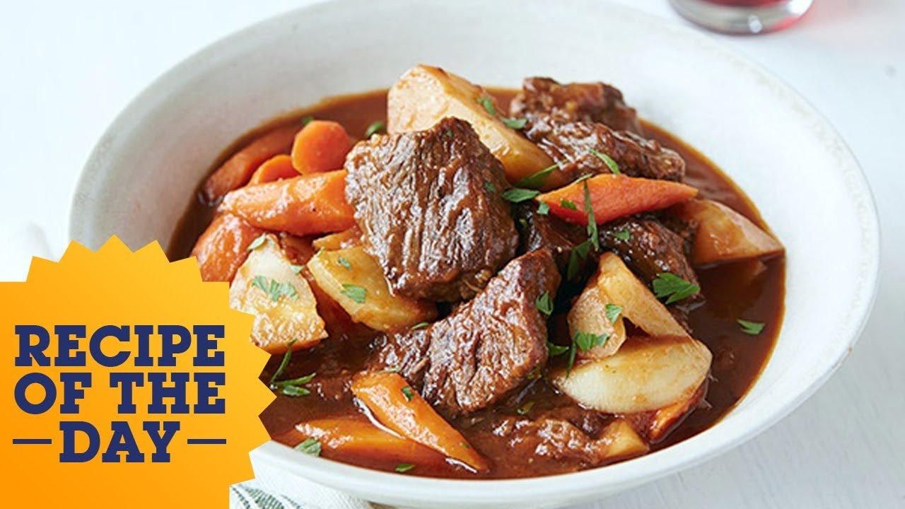 Rees 5 star beef stew with vegetables food network youtube rees 5 star beef stew with vegetables food network forumfinder Gallery