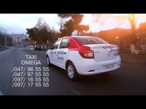 """Реклама """"Taxi Omega"""" продукция студии """"focus"""" Www.focus-video.ru"""