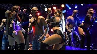 Anitta e Nego do Borel dançando Bumbum Granada Malandramente Tudo de Bom Oh Novinha