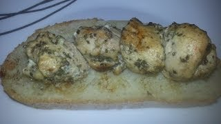 Chicken Spiedies Recipe - How To Make Chicken Chunks From Heaven (recipe)