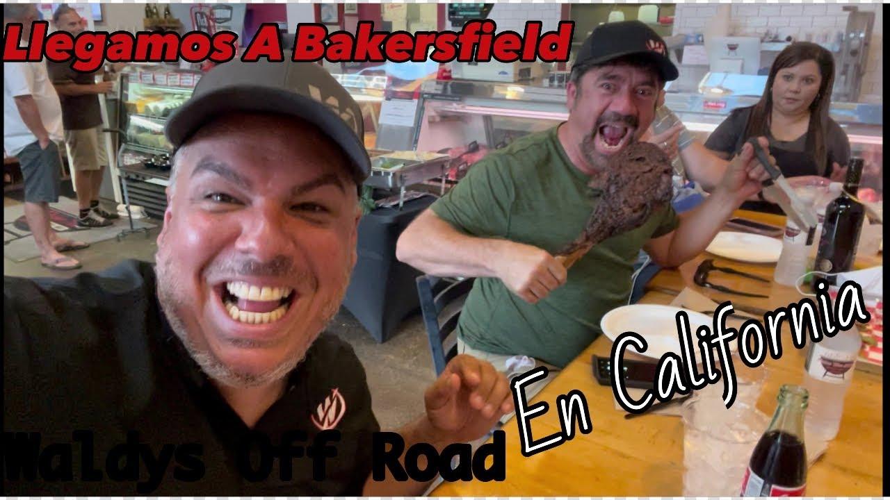 Llegamos a Bakersfield California by Waldys Off Road