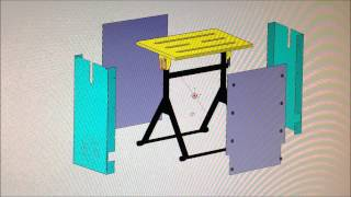 Part2 Downdraft Welding Table Design