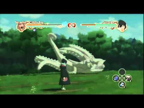 Naruto Ultimate Ninja Storm Revolution: Mei Terumi vs Gaara AWAKENING Gameplay from YouTube · Duration:  2 minutes 53 seconds