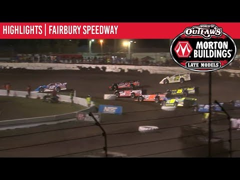 World of Outlaws Morton Buildings Late Models Fairbury