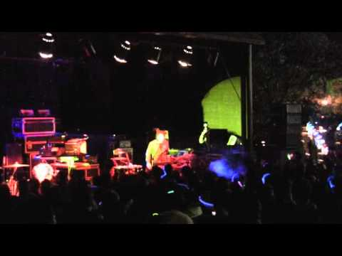 Henry + The Invisibles opens for Ghostland Observatory - 'My Love is 4 U'