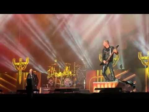 Judas Priest - Desert Plains - Pedreira Paulo Leminski, Curitiba, Brasil, 08.11.2018