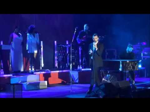 Hurts - Wings (Live in Novosibirsk 2017...