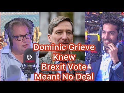 Brexit Deal Was NOT on the Ballot Paper