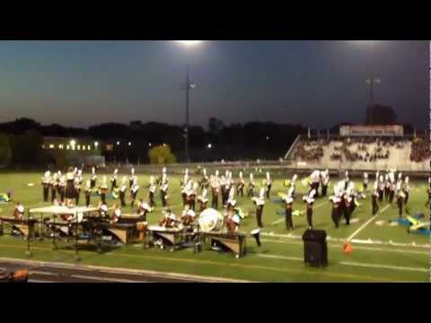 Grand Rapids High School marching band Revolutio