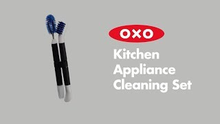 Kitchen Appliance Cleaning Set