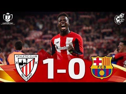 Copa del Rey | Cuartos de final|Athletic Club 1-0 FC Barcelona