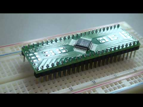 QFP and QFN to DIP for Breadboarding