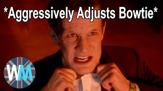 Top 10 Eleventh Doctor Matt Smith Moments