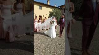 Jo Mallel  BORGO Divino Marriage  Barbara  Ennio  4th August 2018 no6