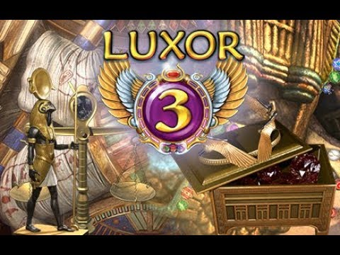 Luxor 3 gamplay unedited sorry. |