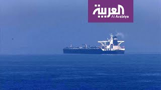 """ناقلة النفط الإيرانية في طريقها إلى جزيرة """"كالاماتا"""" اليونانية"""