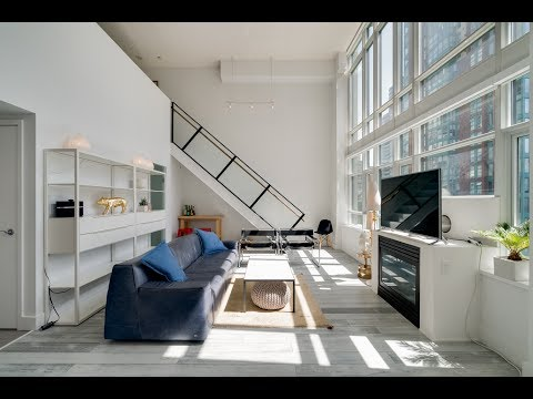 "Yaletown Loft - ""Tribeca Lofts"" Unit 412 - 988 Richards Street marketed by Paul Albrighton"