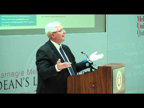 Dean's Lecture Series: National Education Strategy of the State of Qatar