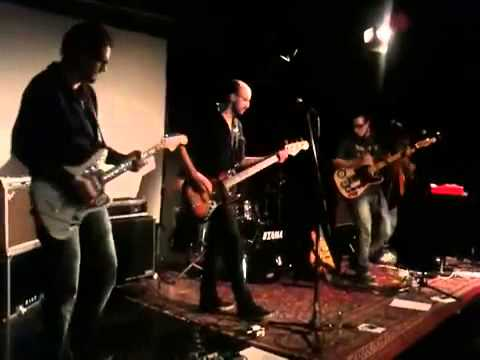 Riverdistrict - Government Man - Live at De Dépendance / Het Schieblock, Rotterdam (2012)