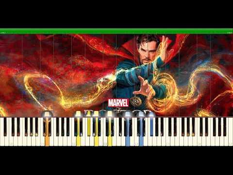 Doctor Strange-Go For Baroque (Guitarra y Corno+Partitura)