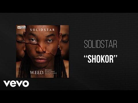 Solidstar - Shokor - Official Audio