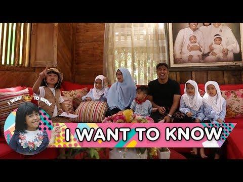 Seru Banget Keluarga Irfan Hakim, Hangat Banget Lihatnya - I Want To Know (21/1)