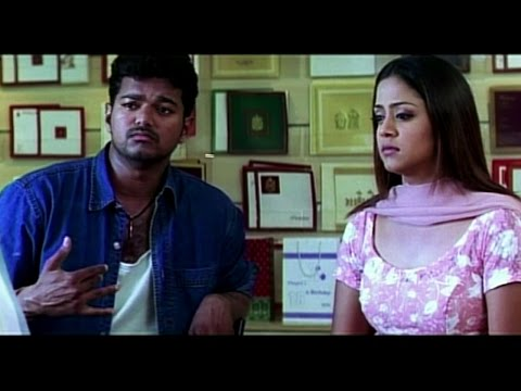 Vijay plans to marry Jyothika | Thirumalai | Tamil Scene 13