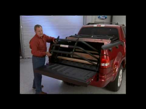Ford Sport Trac Bed Versitility